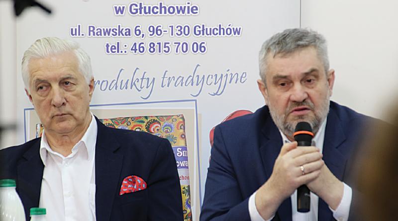 Minister o polskiej hodowli w Krajowym Związku Spółdzielni Mleczarskich