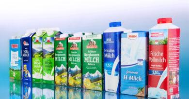 Niemieckie mleczarstwo ze wspólną promocją
