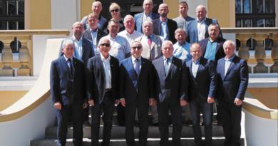 Posiedzenie Zarządu Lubuskiego Związku Hodowców Bydła wZielonej Górze